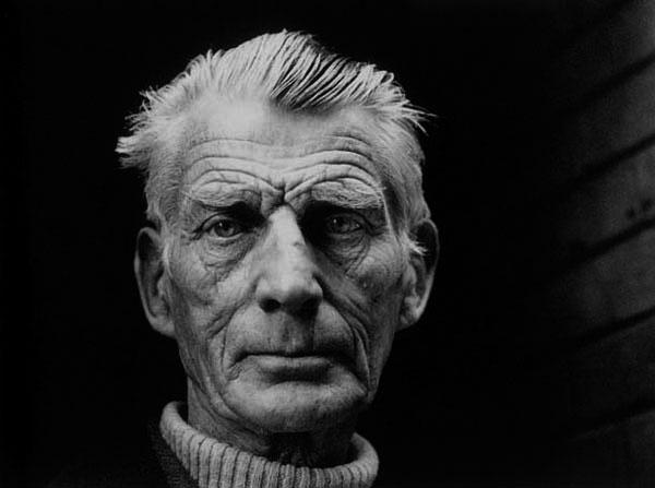 Samuel Beckett photo