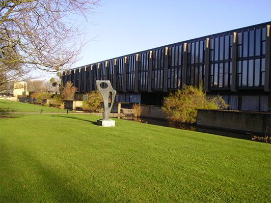 St Catherine's College Oxford